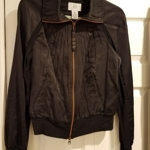 Armani Exchange medium warm up suit